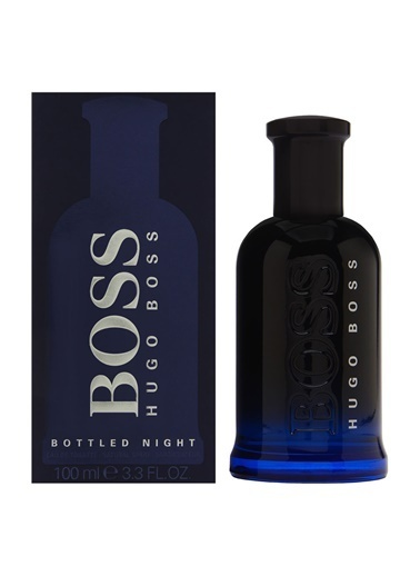 Hugo Boss Bottled Night Erkek Edt 100 Ml Renksiz